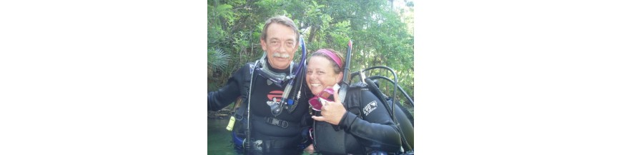 Dive Training & Certification Classes