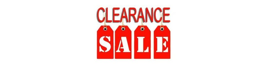 Clearance & Used Gear