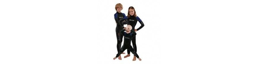 Kids Scuba Diving Gear