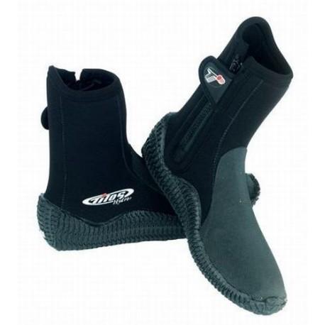 Tall Zip Boot 5MM