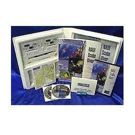 NAUI Open Water Certification Book Pack ONLY
