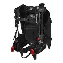 "Mares ""Pegasus"" Style Back Inflate BCD"