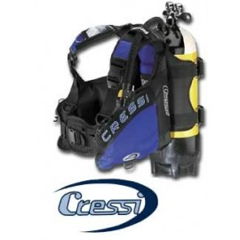 Cressi-Sub Aqualight Travel Scuba Buoyancy Compensator