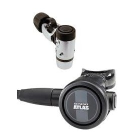 Genesis Atlas Dive Regulator - Scuba Regulators