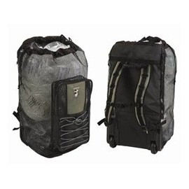 Armor Rolling Mesh Backpack Bag- Heavy Duty
