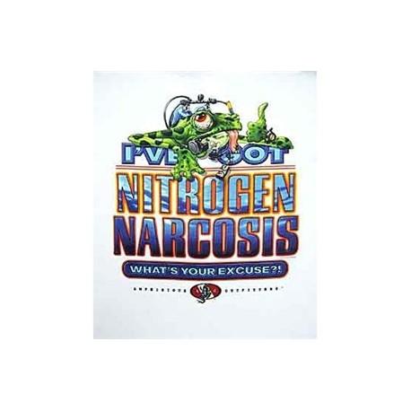 Amphibious Outfitters Nitrogen Narcosis T-Shirt