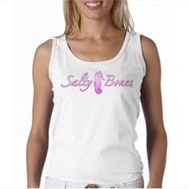 Salty Bones Ladies Seahorse Tank