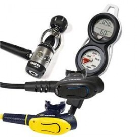 Mares and Tusa Regulator and Computer Package
