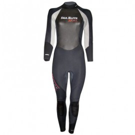 Sea Elite Xflex 5Mm Womens Full Wetsuit with super stretch