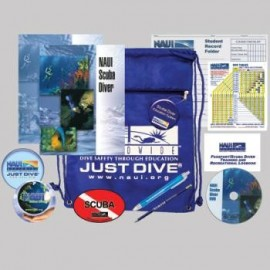 SHARK WHISPERER - NAUI Open Water Certification Class 5-6 dives