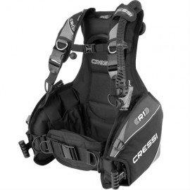 Cressi R1 BCD - BOUYANCY COMPENSATOR JACKET - WEIGHT INTEGRATED
