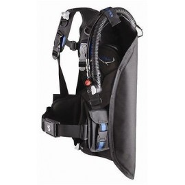 ScubaPro Litehawk BCD Back Infate, Weight Integrated, Travel Lite, Pro