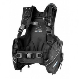 SubGear Drift BCD Weight Integrated Jacket Style