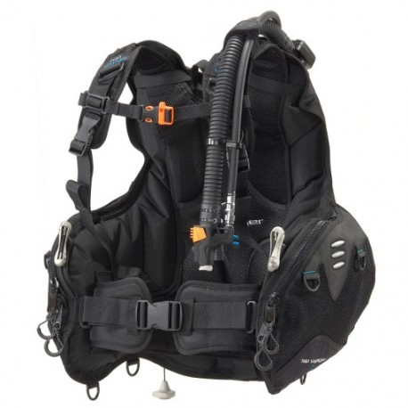 TUSA BCJ-1800 Voyager BCD weight integrated