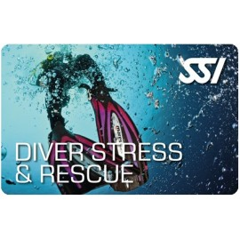 SSI Stress & Rescue Certification Class w/New Student Gear Pack & E-Learning