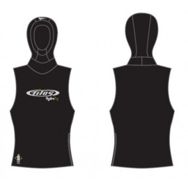 Hydro Dry Superstretch Hooded Vest 5/3MM (Male)
